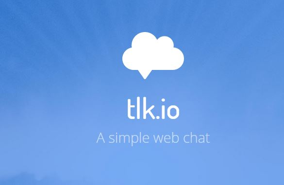 tlk.io Logo